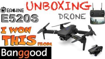 Eachine E520S Foldable Drone Review