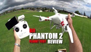 DJI PHANTOM 2 Review