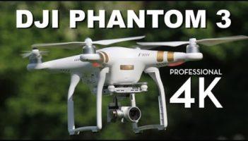 DJI Phantom 3 Professional | 4K Video Drone Quadcopter Review