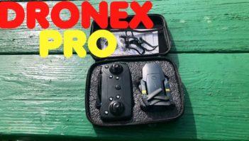 DroneX PRO Drone Setup Flight and Review