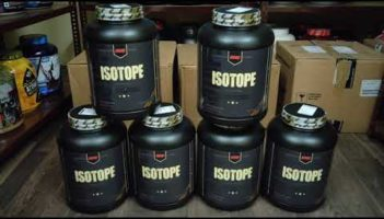 Redcon1 Isotope Review
