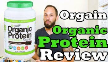 Orgain   Plant Based Protein Powder   Vegan Protein Review