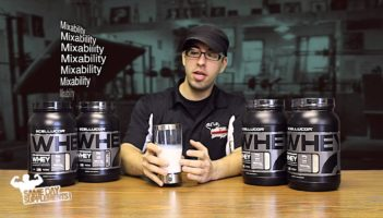 COR Performance Whey by Cellucor review