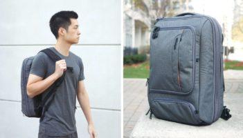 Tech Bag – eBags Professional Slim Laptop Backpack Review