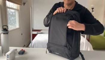 Timbuk2 Q laptop backpack review