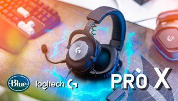 Logitech G PRO X Review