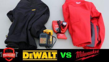 Milwaukee Vs DeWALT – Heated Jackets