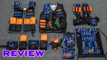 New Nerf Tactical Gear | REVIEW