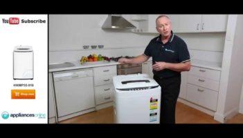 HWMP55-918 Top Load Haier Washing Machine review