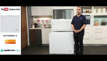 204L Haier Chest Freezer HCF208WH 2 review