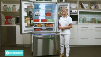 Haier HTD635WISS 635L French Door Fridge Review