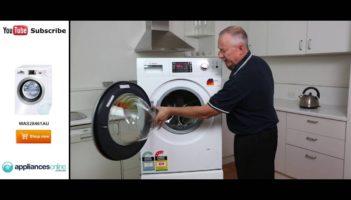 WAS28461AU 7.5kg Front Load Bosch Washing Machine review