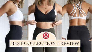 LULULEMON COLLECTION: Try On & Review