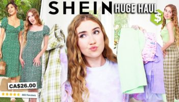 Huge SHEIN Clothing Haul REVIEW