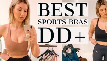 SPORTS BRAS FOR LARGE CUP SIZES review