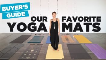 Yoga Mat Buyer's Guide Review