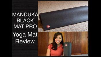 Yoga Mats – Manduka Black Mat Pro Review
