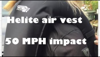 Helite airbag vest review