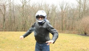 Helite Leather Airbag Jacket Review