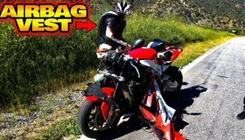 Crashed at 70MPH Without Injury: Airbag Vest Review