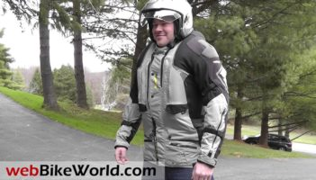 Helite Adventure Airbag Jacket Review