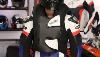 Helite GP Air Track Airbag Vest Review
