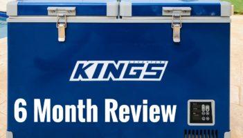 KINGS FRIDGE FREEZER 4WD SUPACENTRE REVIEW