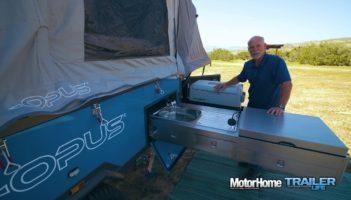 Air Opus Off Road Pop-Up Camper Review