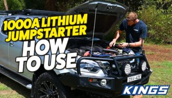 Adventure Kings 1000A Lithium Jumpstarter – Review