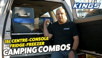 Adventure Kings 15L Centre Console Fridge Freezer Camping Review