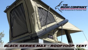 Black Series MAX Rooftop Tent – Product Review