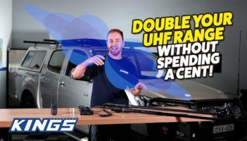 UHF MASTERCLASS! Ultra-easy, FREE UHF upgrades for more radio range Review