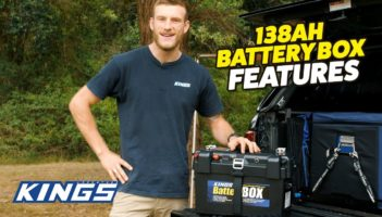 Adventure Kings Maxi Battery Box Features Review