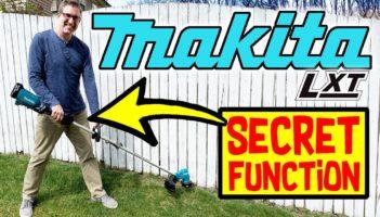 Makita 18v LXT String Trimmer Review