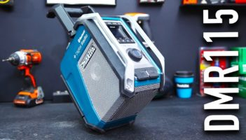 Makita Job Site Radio with Subwoofer Review