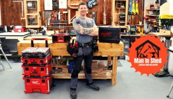 Milwaukee Electricians Tool Belt, an Electricians Review.