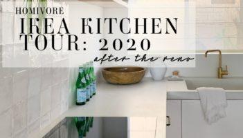 IKEA KITCHEN TOUR: 2020
