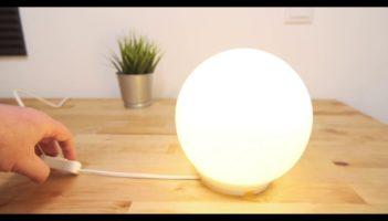 Ikea Fado Table Lamp Review