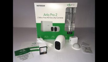 Review: ARLO Pro 2 Wireless HD 1080p Security Cameras