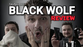 Black Wolf Skincare REVIEW