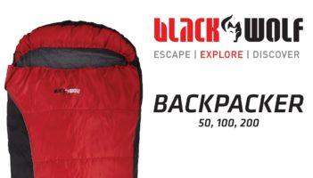 BlackWolf Backpacker Sleeping Bag