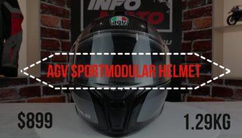 AGV Sportmodular helmet – Review