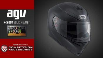 AGV K5 DOT Solid Helmet Review
