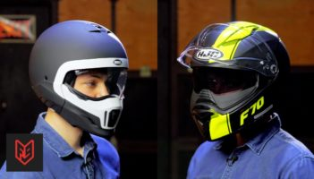 Groundbreaking Motorcycle Helmets Review