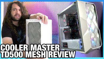 Cooler Master TD500 Mesh Case Review