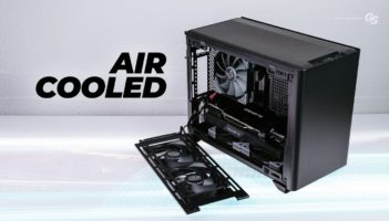 Air Cooling In The Cooler Master NR200