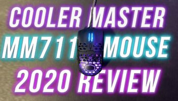 Cooler Master MM711 Review (Fortnite)