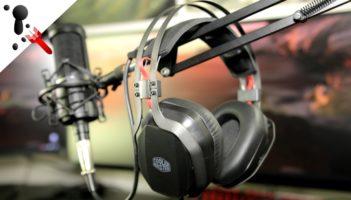 Cooler Master MasterPulse Headset Review