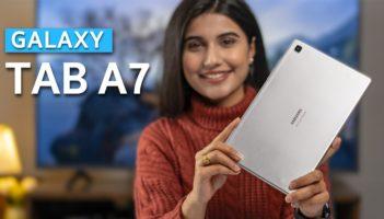 Samsung Galaxy Tab A7 10.4 Review