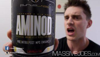 Purus Labs AminoD Essential Amino Acid Supplement – Review
